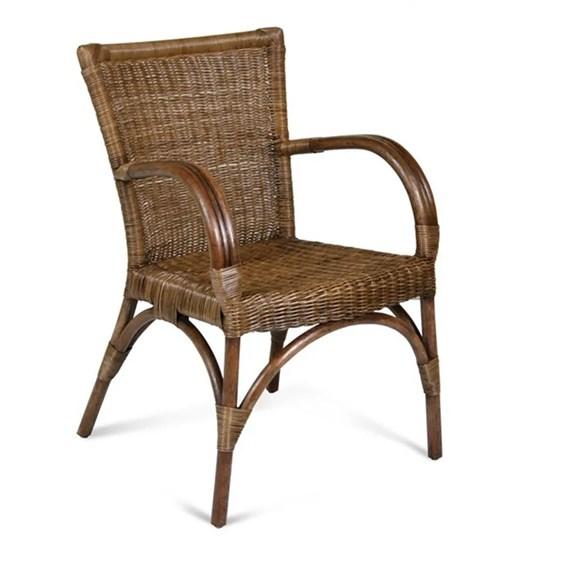 Cadeira Hebrom em Madeira Apuí e Fibra Junco