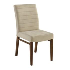 Cadeira Jolie em Madeira Maciça