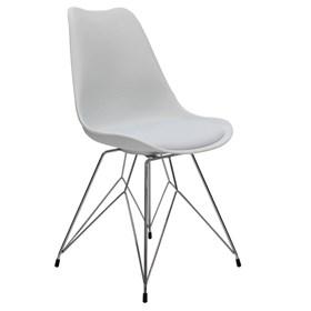 Cadeira Kassel 50cm em Polipropileno e Metal
