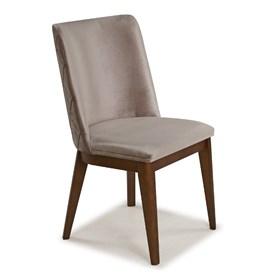 Cadeira Lening em Madeira Maciça