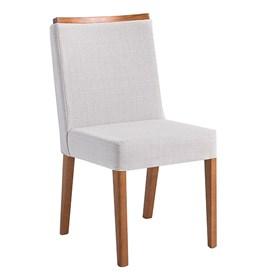 Cadeira Leoben em Madeira Maciça
