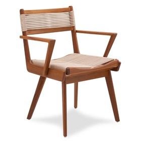 Cadeira Loreto em Madeira Maciça