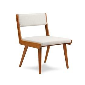 Cadeira Loreto S/Braço em Madeira Maciça