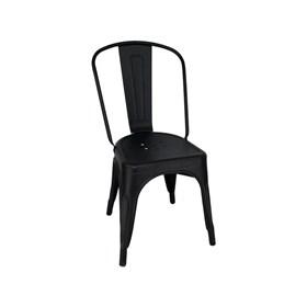 Cadeira Lubeck II De Metal em Várias Cores