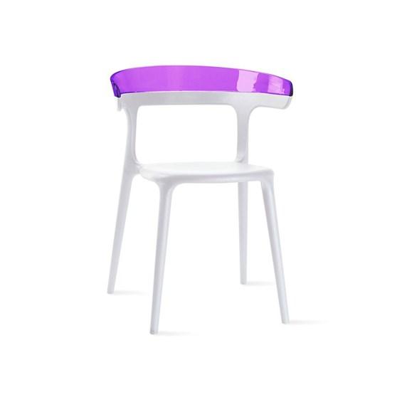 Cadeira Mardin em Polipropileno Slim