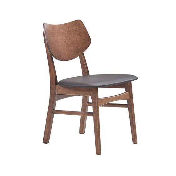 Cadeira Munique em Madeira Seringueira