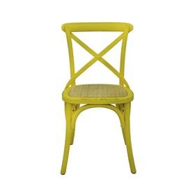 Cadeira Odense em Madeira Maciça - Multi Cores