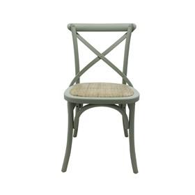 Cadeira Odense em Madeira Maciça - Salvia