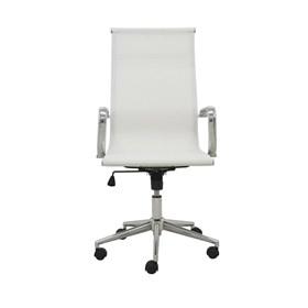 Cadeira Office Alta Hamilton em Tela Mesh
