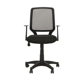 Cadeira Office Lingard em Polipropileno - Cinza