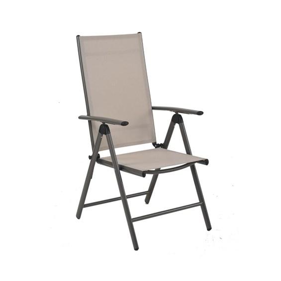 Cadeira Paraisópolis em Alumínio e Tela