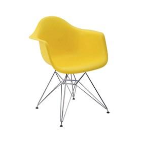 Cadeira Paris em Polipropileno C/Base Cromada