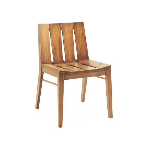 Cadeira Patrícia em Madeira Maciça - Palha