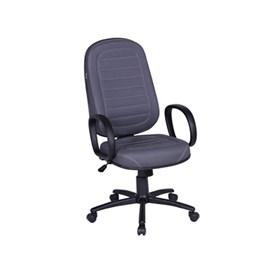 Cadeira Presidente Giratória C/Apoio