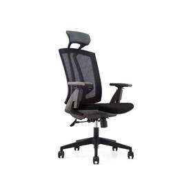 Cadeira Presidente Greystones em Mesh com Regulagem