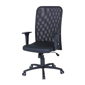 Cadeira Presidente Preta Giratória