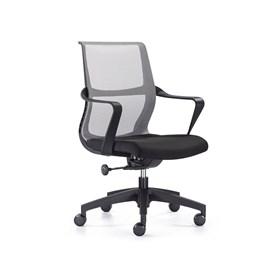 Cadeira Secretária Blarney com Assento em Mesh