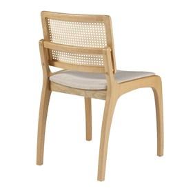 Cadeira Teerã em Madeira Maciça