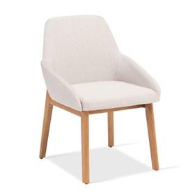 Cadeira Travis em Madeira Maciça