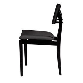 Cadeira Voyager em Madeira Maciça