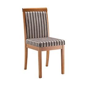 Cadeira Woode C/Pés em Madeira Maciça