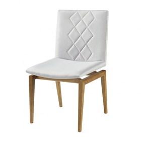Cadeira Zagrebe em Estofado