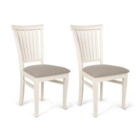 Conjunto de 2 Cadeiras Canadá em Madeira Maciça