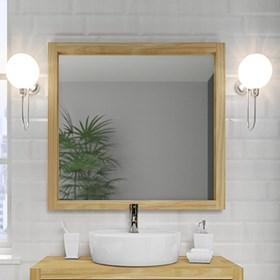 Espelho Darok em Madeira Maciça