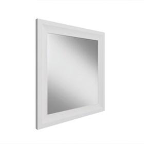 Espelho Duque em Madeira Maciça - Branco