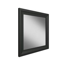 Espelho Duque em Madeira Maciça - Preto