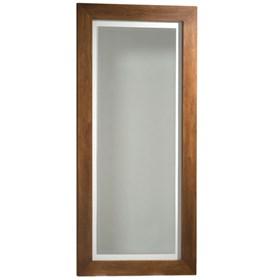 Espelho Huntley em Madeira Maciça