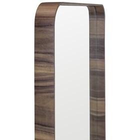 Espelho Winchester Retangular em Moldura de Madeira