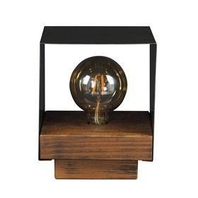 Luminária Oregon em Madeira Maciça