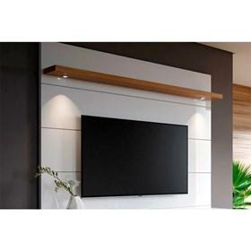 Painel Suspenso Horizon Branco/Natural 1.8cm