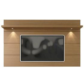 Painel Suspenso Horizon Marrom Claro 1.8cm Para Tv Até 60'
