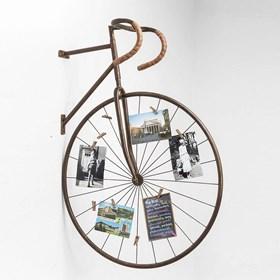 Porta Retrato de Bicicleta P/Parede