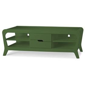 Rack Galbe C/2 Gavetas - Verde Musgo