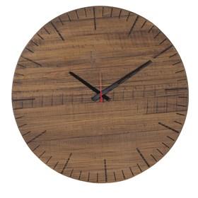 Relógio Bap em Madeira Maciça