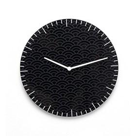 Relógio de Parede Modreal Preto