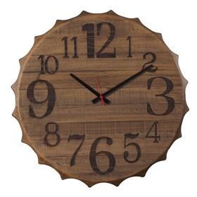 Relógio Luc em Madeira Maciça