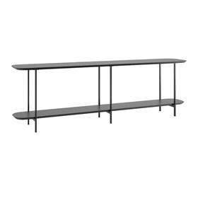 Sofá Table Iron Preto Fosco